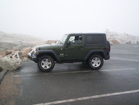 Picture of 2008 Jeep Wrangler Sahara, exterior, gallery_worthy
