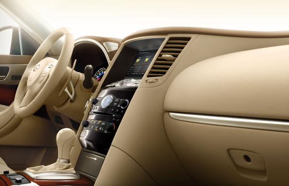 2011 infiniti fx35 interior pictures cargurus - Infiniti fx35 interior accessories ...
