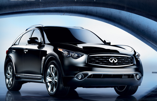 2011 infiniti fx35   review   cargurus