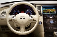 2011 INFINITI FX50, Steering Wheel. , interior, manufacturer