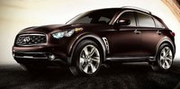 2011 Infiniti FX50 Overview