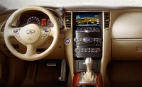 2011 INFINITI FX50, Front Seats., interior, manufacturer