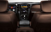 2011 Infiniti FX50, Back Seat. , interior, manufacturer
