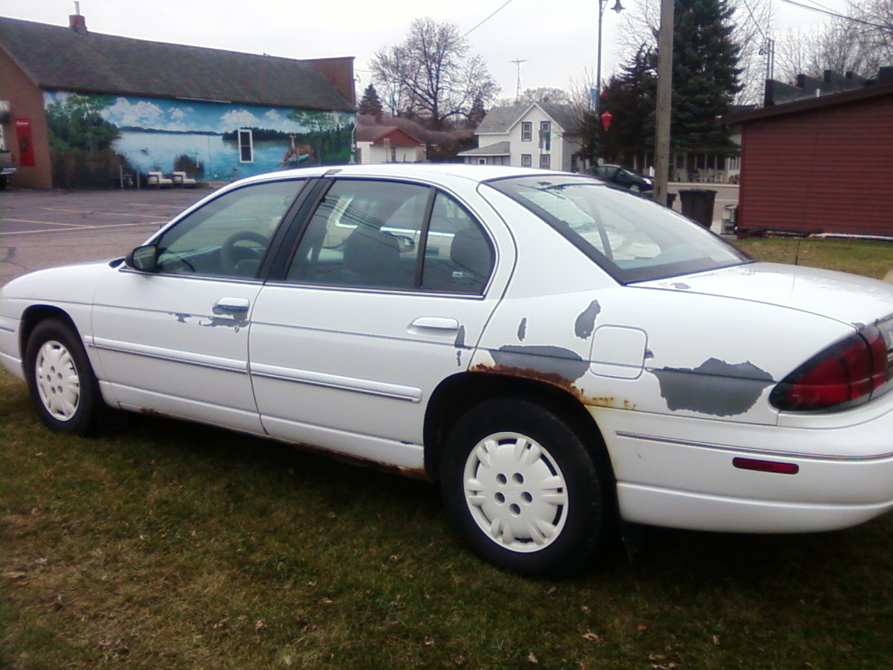 1995 Chevrolet Lumina picture