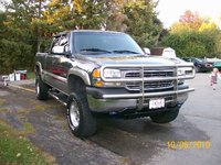 Picture of 2001 GMC Sierra 2500HD 4 Dr SLE 4WD Extended Cab SB HD, exterior, gallery_worthy