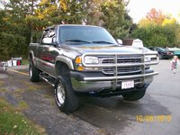Picture of 2001 GMC Sierra 2500HD 4 Dr SLE 4WD Extended Cab SB HD, exterior