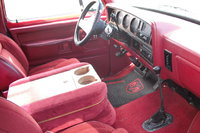 Picture of 1991 Dodge RAM 150 2 Dr LE 4WD Extended Cab LB, interior