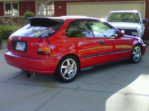 Honda vs gm how times have changed chevy sonic owners for 1996 honda civic hatchback