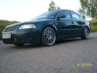 Picture of 2001 Volkswagen Passat, exterior, gallery_worthy