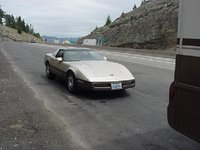 1987 Chevrolet Corvette Base, Picture of 1987 Chevrolet Corvette Coupe, exterior
