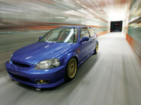 Picture of 1998 Honda Civic DX Hatchback, exterior