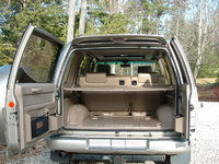 2002 Isuzu Trooper 4 Dr Limited 4WD SUV picture, interior