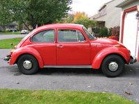1974 Volkswagen Super Beetle, Basic Super Bug, exterior