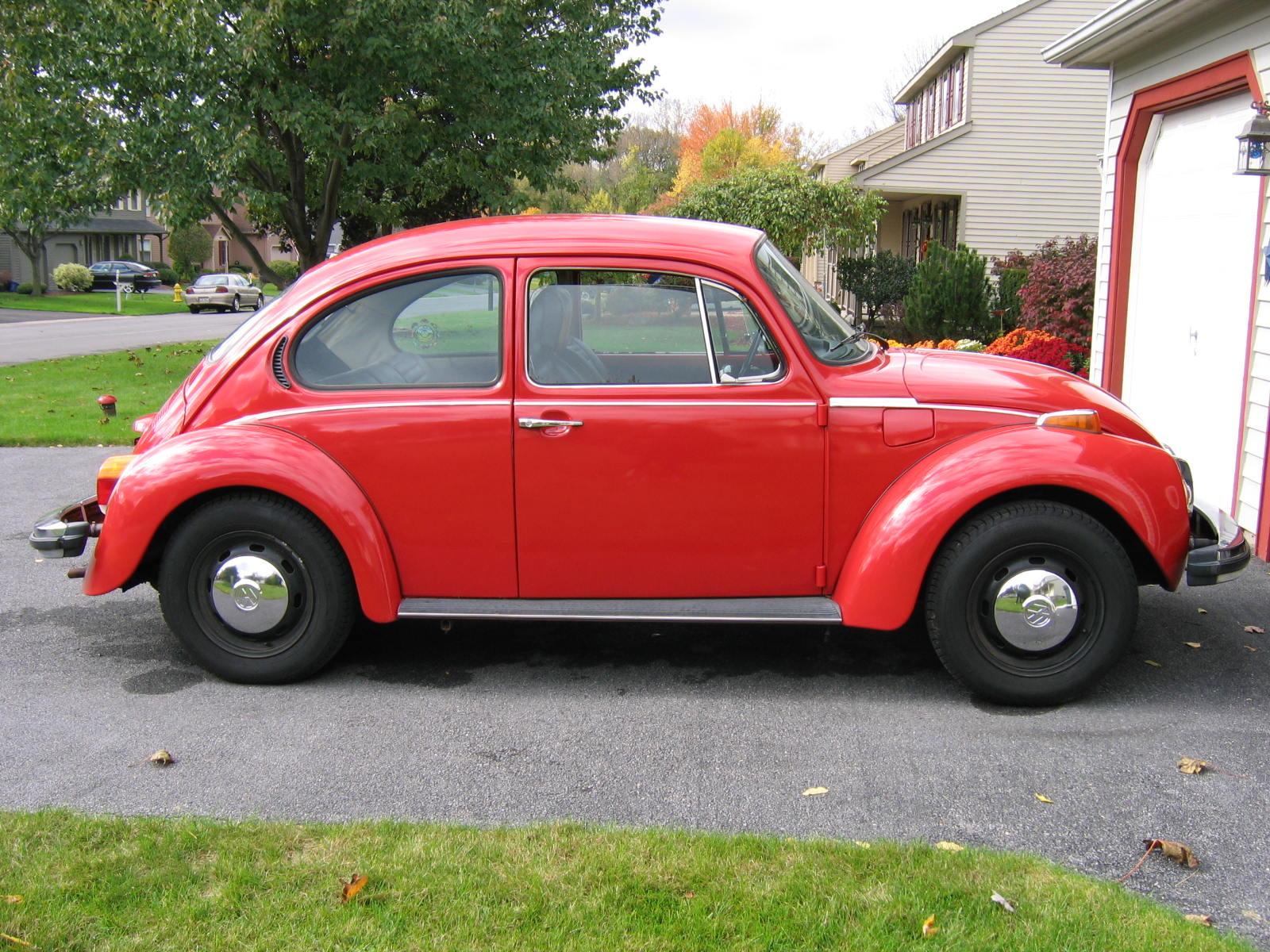 1974 Volkswagen Super Beetle Exterior Pictures Cargurus