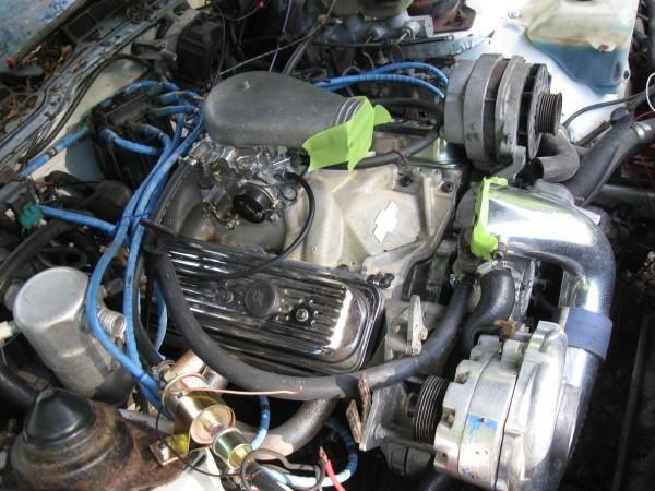 Picture of 1970 Pontiac Firebird, engine, gallery_worthy
