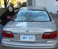 Picture of 1996 Mazda Millenia, exterior