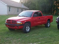 Picture of 2000 Dodge Dakota Club Cab 4WD, exterior