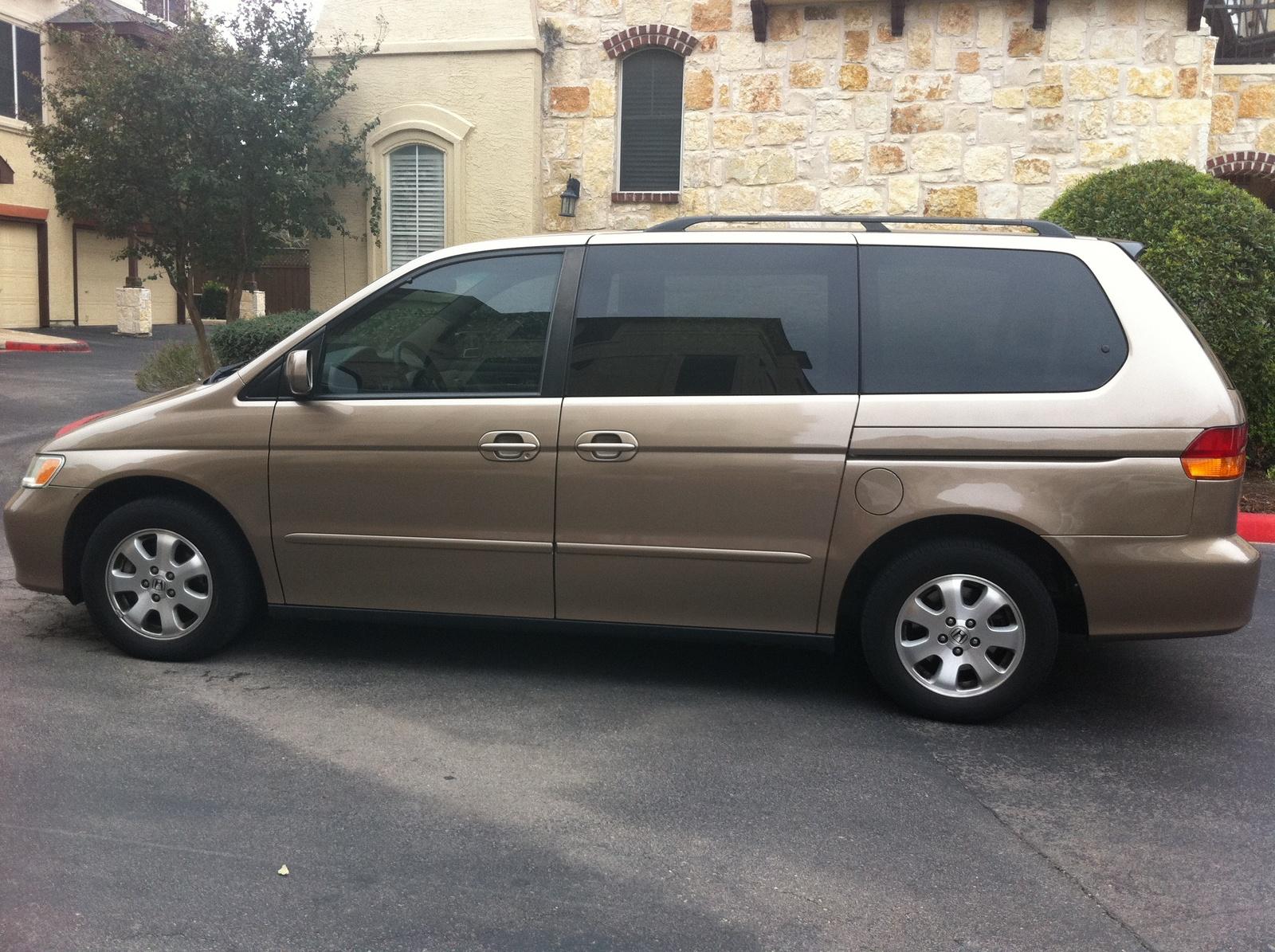 2004 Honda Odyssey Pictures Cargurus