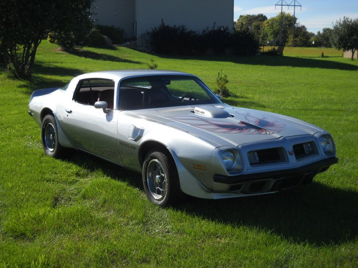 Picture of 1975 Pontiac Trans Am  exteriorTrans Am 1975