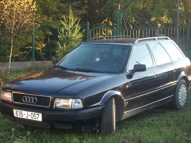 Picture of 1995 Audi 90 Base