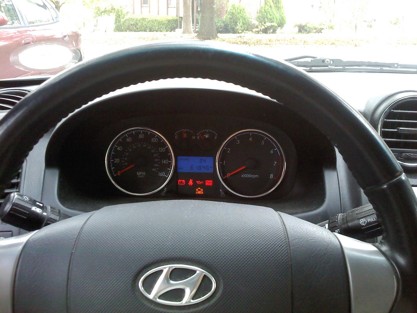 2007 Hyundai Tiburon Interior Pictures CarGurus