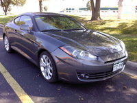 Picture of 2007 Hyundai Tiburon GT, exterior, gallery_worthy