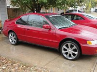 1997 Honda Accord Special Edition Coupe, 1997 Honda Accord 2 Dr Special Edition Coupe picture, exterior