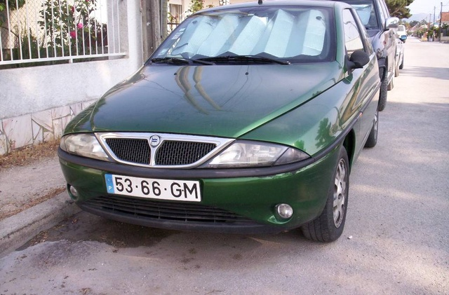 Picture of 1996 Lancia Ypsilon