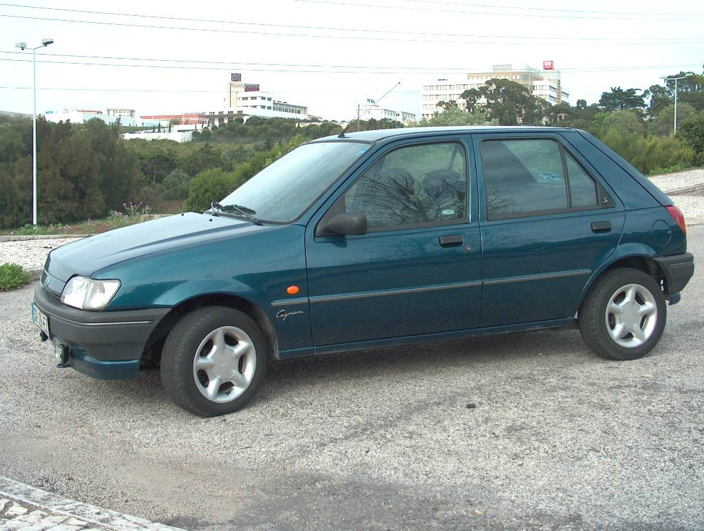 1995 ford fiesta pictures cargurus