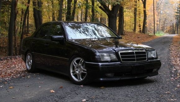 1995 mercedes benz c class pictures cargurus. Black Bedroom Furniture Sets. Home Design Ideas