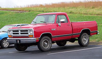 Picture of 1991 Dodge RAM 150 2 Dr S Standard Cab LB, exterior, gallery_worthy
