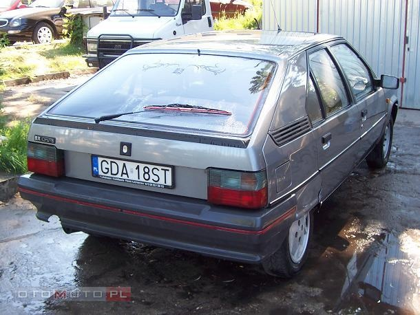 Picture of 1990 Citroen BX