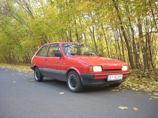 Picture of 1987 Ford Fiesta