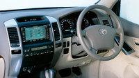 Picture of 2007 Toyota Land Cruiser Prado, interior