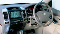 Picture of 2007 Toyota Land Cruiser Prado, interior, gallery_worthy