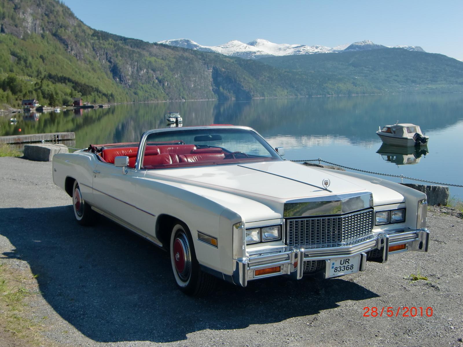 1976 Cadillac Eldorado Overview Cargurus