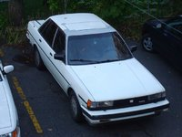 1986 Toyota Cressida, top view, exterior