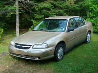 2001 Chevrolet Malibu Overview