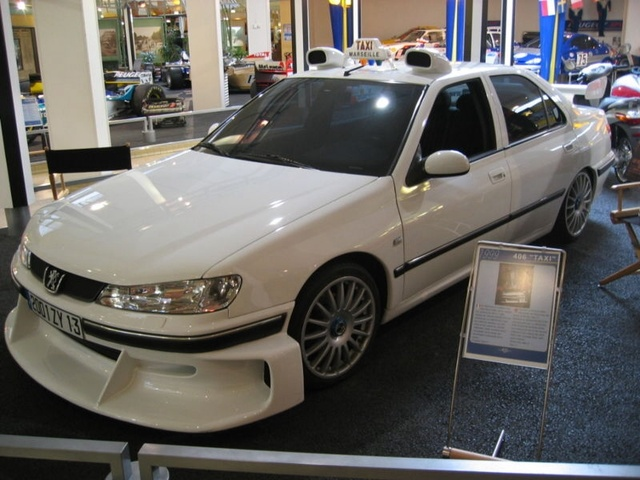 Picture of 1998 Peugeot 406, exterior