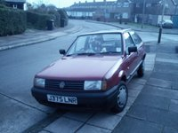 1991 Volkswagen Polo, my retro polo, exterior