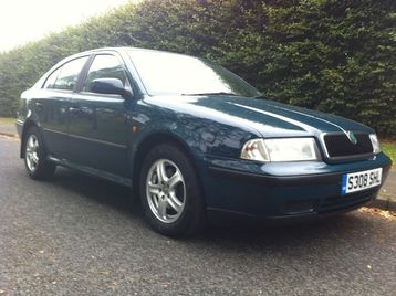 Picture of 1998 Skoda Octavia