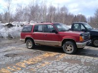 1991 Ford Explorer 4 Dr Eddie Bauer 4WD SUV, This is what it was for $500.