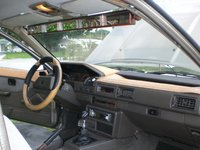 Picture of 1987 Nissan 200SX, interior