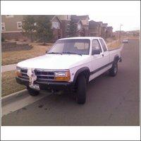 1994 Dodge Dakota 2 Dr SLT 4WD Extended Cab SB, goregia, exterior