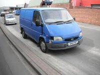1998 Ford Transit Cargo Picture Gallery