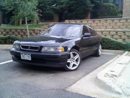 Acura Legend Dr Ls Sedan Pic X