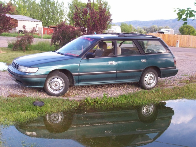 Picture of 1993 Subaru Legacy 4 Dr L AWD Wagon, exterior, gallery_worthy