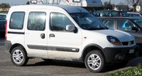 2007 Renault Kangoo Overview