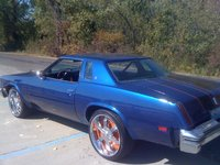 1976 Oldsmobile Cutlass Supreme, 1976, exterior