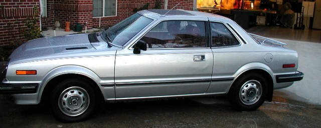 Picture of 1981 Honda Prelude, exterior, gallery_worthy